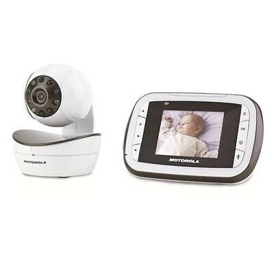 Special Price- Cheapest On Ebay- Motorola MBP41 Digital Video Baby Monitor - New