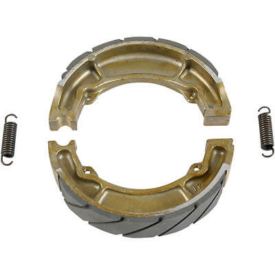 EBC Grooved Brake Shoes Front fits Yamaha XT250 1980-1984