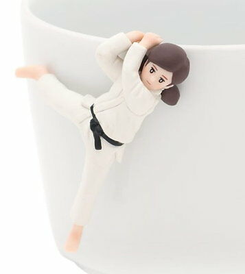 Kitan Cup Koppu no Fuchiko JAPAN Cup edge Series 柔のフチ子 Figure