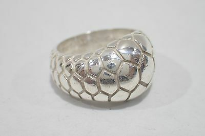 TIFFANY & CO. sterling silver ring size 7