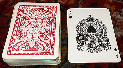 Antique playing cards   Wide Deck   c.1900