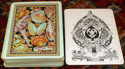ANTIQUE PLAYING CARDS   GOODALL & SON  c.1880   52/52