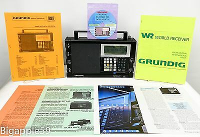 Grundig Satellit 500 Shortwave AM FM Radio Receiver