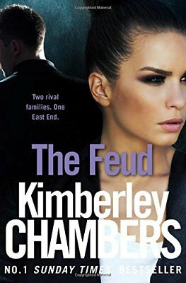 The Feud (The Mitchells and O'Haras Trilogy, Book 1) by Chambers, Kimberley The