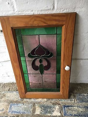 Stained Glass Panel/door