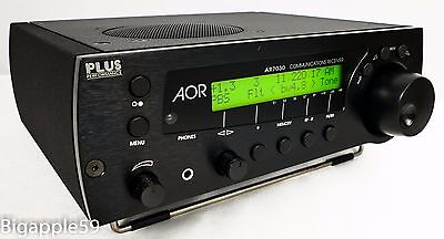 AOR AR7030+ Shortwave Radio Receiver ***GREAT SWL DX UNIT***