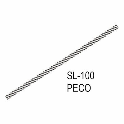 Rail Streamline rail flexible 914mm code 100-HO-1/87-PECO SL-100