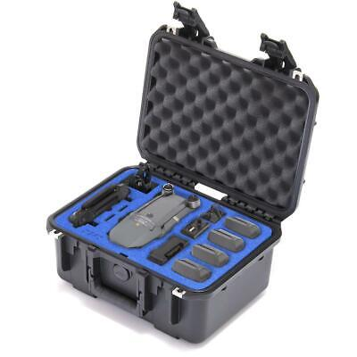 Go Professional Cases DJI Mavic Pro Hard Case with Storage for 5 Batteries