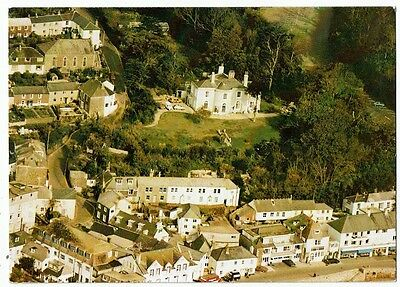 Cornish Post Card Of Braganza St. Mawes