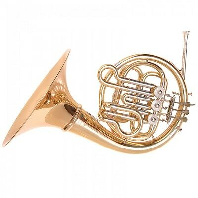 ODYSSEY PREMIERE BABY Bb FRENCH HORN w/CASE OFH1700 RRP449.00