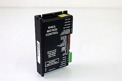 Galil 25a8e-gal Brush Type Pwm Servo Amplifier Msa-12-80