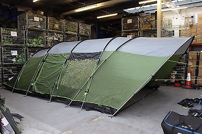 Outwell Lakeside 600 6 Berth Family Tent ++ RRP £629.99 ++ 226