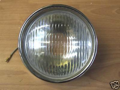 Li Series  2 Headlight.innocenti & Cev Marks Suitable For Lambretta Scooters