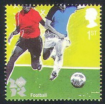 GB 2010 Sports/Olympics/Olympic Games/Football/Soccer 1v (b7810h)