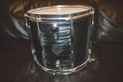 Clansman Mother Of Pearl Marching Drum, Vintage