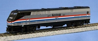 Kato 176-6021 N GE P42 Amtrak 40th Anniversary Phase III #145 Locomotive