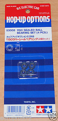 Tamiya 53008 1150 Sealed Ball Bearing Set (4 Pcs.) (Avante/Egress/Top Force Evo)