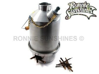 1ltr Ghillie Kettle Camping Fishing