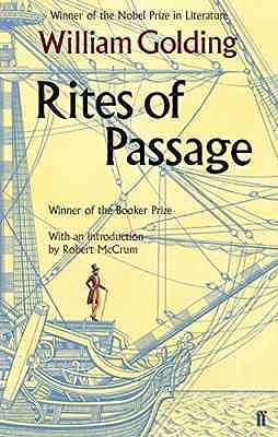 Rites of Passage: With an introduction by Robert McCrum - Paperback NEW William