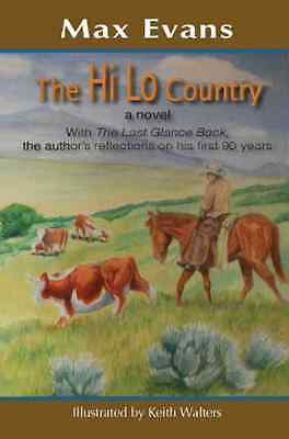 The Hi Lo Country - Paperback NEW Max Evans(Autho 2014-05-15