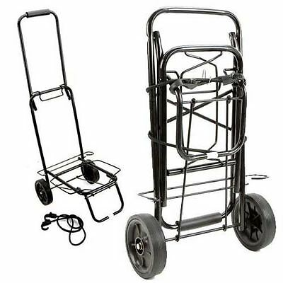 Festival Travel Trolley Luggage Suitcase Warehouse Cart Folding Camping Truck