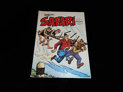 Safari 57 Editions Mon journal mai 1972