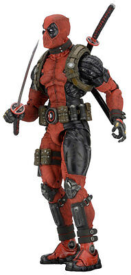 Neca Marvel Comics Actionfigur 1/4 Deadpool 45 cm Figur Statue