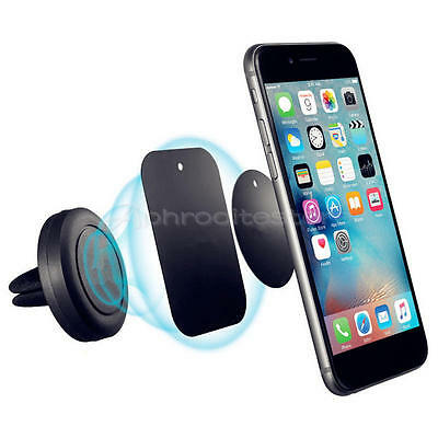 Useful Mini Car Magnetic Air Vent Mount Holder Stand for Mobile Cell Phone GPS