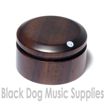 Wood guitar control speed knob rose wood tone or volume