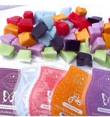 Any 5 Scentsy Wax Bars (choose Your Scents) Free Post
