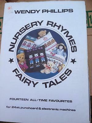 Wendy Phillips Nursery Rhymes & Fairy Tale Motifs for Knitting Machines
