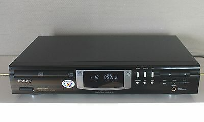 Platine Laser Philips Cd 723 Compact Disc Player