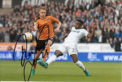 New, Ronaldo Vieira, Leeds United 6X4 Hand Signed Photo 2016/17