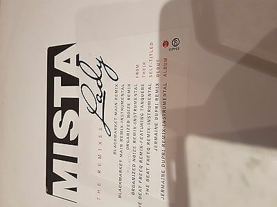 """Mista - Lady - East West Records - 12"""""""