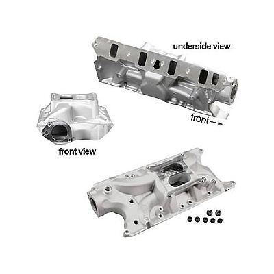 Summit Racing Stage 1 Intake Manifold Ford SB V8 260 289 302 Fits Stock Heads