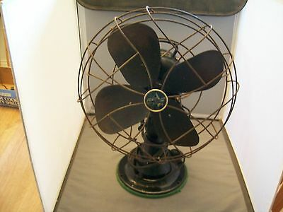 Vintage Emerson Electric Tabletop Fan Model 79646-AX-Three Speed