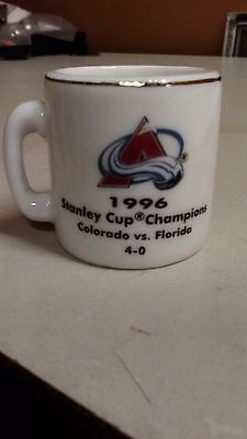 NHL STANLEY CUP CRAZY MINI MUG TORONTO MAPLE LEAFS 1963 CHAMPS W//OPPONENT /&SCORE