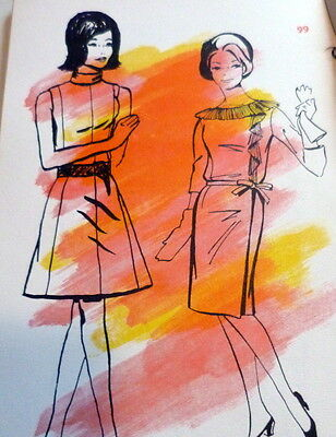 RARE 1960s VTG PATTERN DRAFTING SYSTEM BOOK 1969 AMERICAN WAY GOLDEN RULE