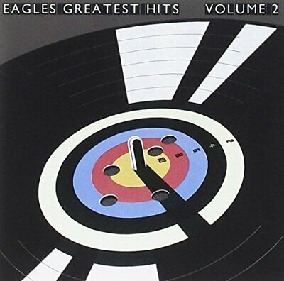 Eagles - Greatest Hits, Vol. 2 - Eagles CD 1CVG The Cheap Fast Free Post The