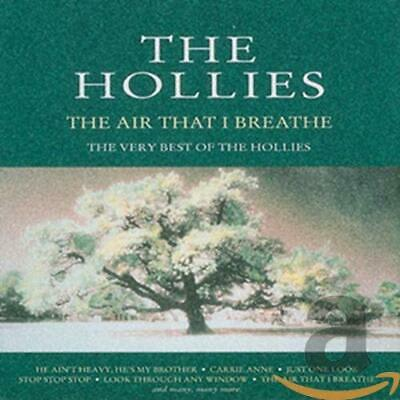 The Hollies - The Air That I Breathe: The Very Best Of ... - The Hollies CD X5VG