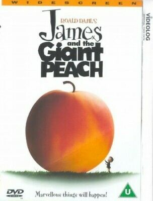 James And The Giant Peach [DVD] [1996] - DVD  O4VG The Cheap Fast Free Post