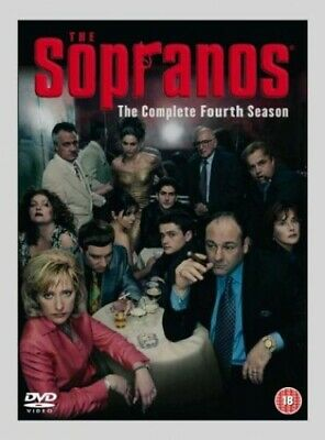 The Sopranos: Complete HBO Season 4 [1999] [DVD] - DVD  3ZVG The Cheap Fast Free