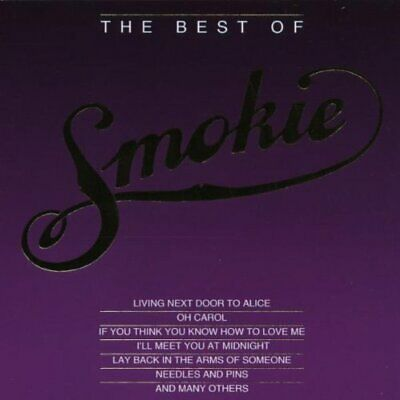 Smokie - The Best Of - Smokie CD ADVG The Cheap Fast Free Post The Cheap Fast