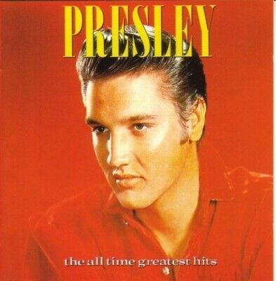 Elvis Presley - ALL TIME GREATEST HITS - Elvis Presley CD AQVG The Cheap Fast