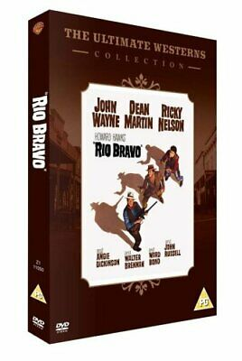 Rio Bravo [DVD] [1959] - DVD  O4VG The Cheap Fast Free Post