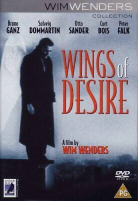 Wings Of Desire [1987] [DVD] - DVD  25VG The Cheap Fast Free Post