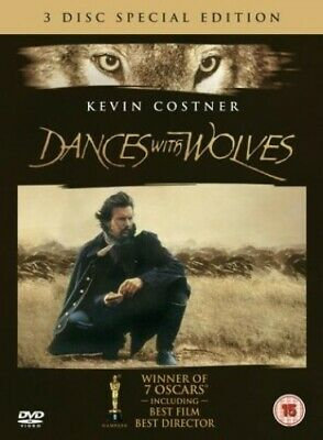 Dances with Wolves (Three Disc Special Edition) [DVD] [1991] - DVD  IWVG The