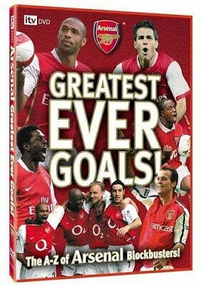 Arsenal Fc - Arsenal Fc: Greatest Ever Goals! [DVD] - DVD  5KVG The Cheap Fast