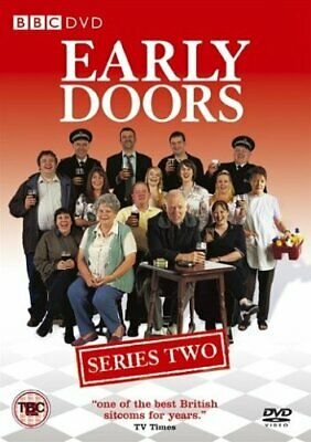 Early Doors - Series 2 [DVD] - DVD  VEVG The Cheap Fast Free Post