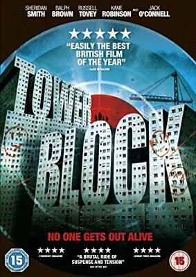 Tower Block [DVD] - DVD  4QVG The Cheap Fast Free Post